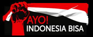 Ayo Indonesia Bisa !