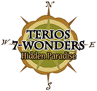 """Terios 7 Wonders, Hidden Paradise"""