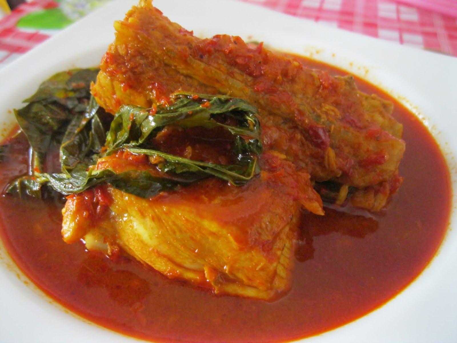 Resep Masakan Asem Manis Ikan