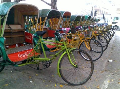 Becak Macau