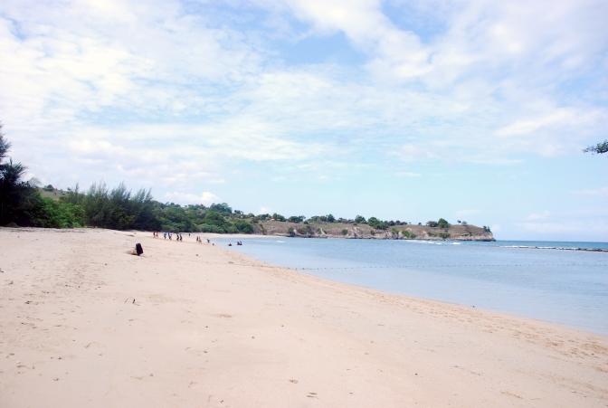 Puncak Tebing, Wajah Baru Pantai Pasir Putih Lhok Mee