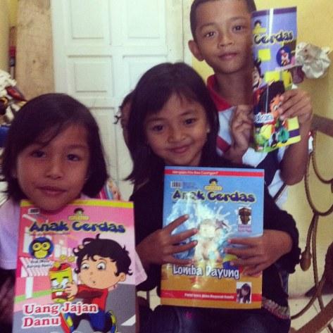 majalah anak cerdas