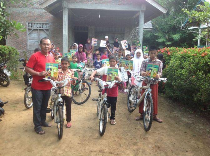 Ini Satu-satunya Majalah Anak yang Terbit di Aceh